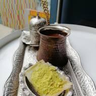 Turcja - Ciasto filo z pistacjami i mascarpone (Katmer)