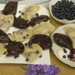Pierogi z jagodami i serem na słodko + jak zrobić ciasto na pierogi czekoladowe i klasyczne