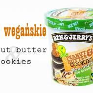 Wegańskie lody peanut butter & cookies - Ben&Jerry's