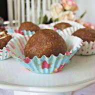 Figowe kulki mocy z pastą kokosową