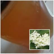 Sok- Hyćka, czyli syrop z kwiatów czarnego bzu