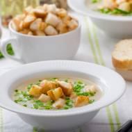 Zupa czosnkowa