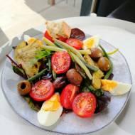 Francja - Sałatka nicejska (Salade niçoise)