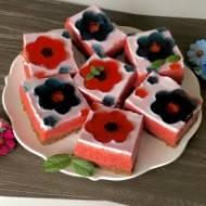 Kwiatek – proste i przepyszne ciasto bez pieczenia!
