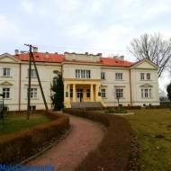 Pałac Siemiątkowskich w Wojsławicach woj. łódzkie