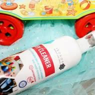 Isokor Baby Cleaner, czyli ekologiczny płyn do mycia zabawek oraz mebli dziecięcych - recenzja