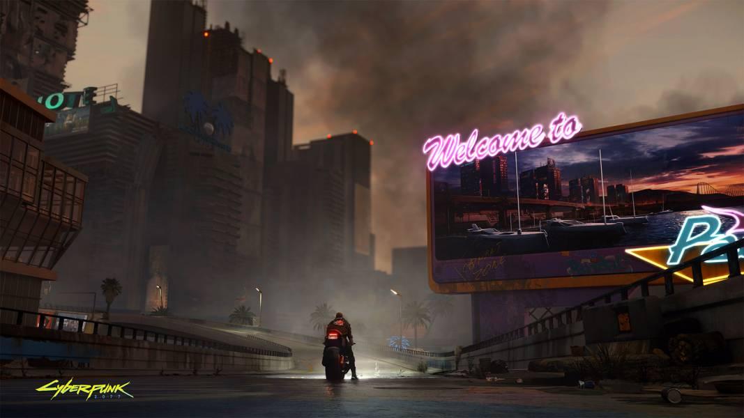 Wrażenia z zamkniętego pokazu Cyberpunk 2077