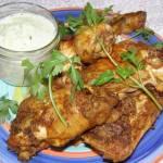 grillowane udka kurczaka ...
