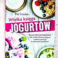 Wielka księga jogurtów Pat Crocker