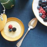 Kasza manna z owocami – Legumina (Rodzinny przepis)