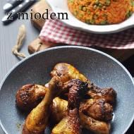Udka kurczaka pieczone