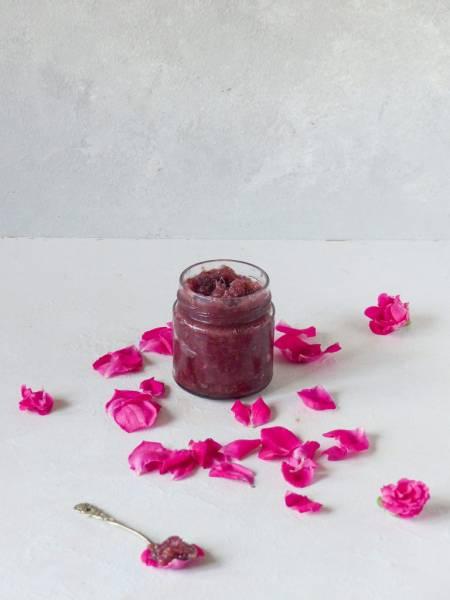 Konfitura z róży