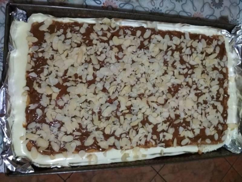 Ciasto karmelowiec