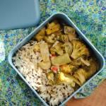 Wegetariańskie curry