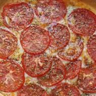Tarta z pomidorami i musztardą