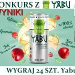 Wyniki konkursu z Yabu Natural Energy Drink