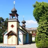 Cerkiew św. Michała Archanioła w Ciechocinku woj. kujawsko - pomorskie