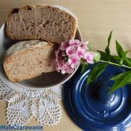 Chleb z garnka na zaczynie poolish