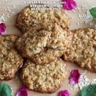 Ciasteczka owsiane - błyskawiczne do przygotowania