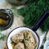 Roladki z mięsa mielonego a'la śląskie rolady