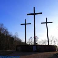 Łysa Góra - Klasztor na Świętym Krzyżu woj. świętokrzyskie