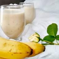 Shake bananowy.