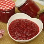 Dżem z borówki czerwonej – brusznicy do mięsa