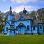 Magiczne Podlasie - cerkiew w Koterce