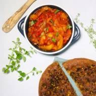 Czwartek: Peperonata, czyli leczo po włosku
