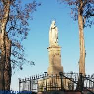 Figura Matki Boskiej Niepokalanej - Wierzbica woj. świętokrzyskie