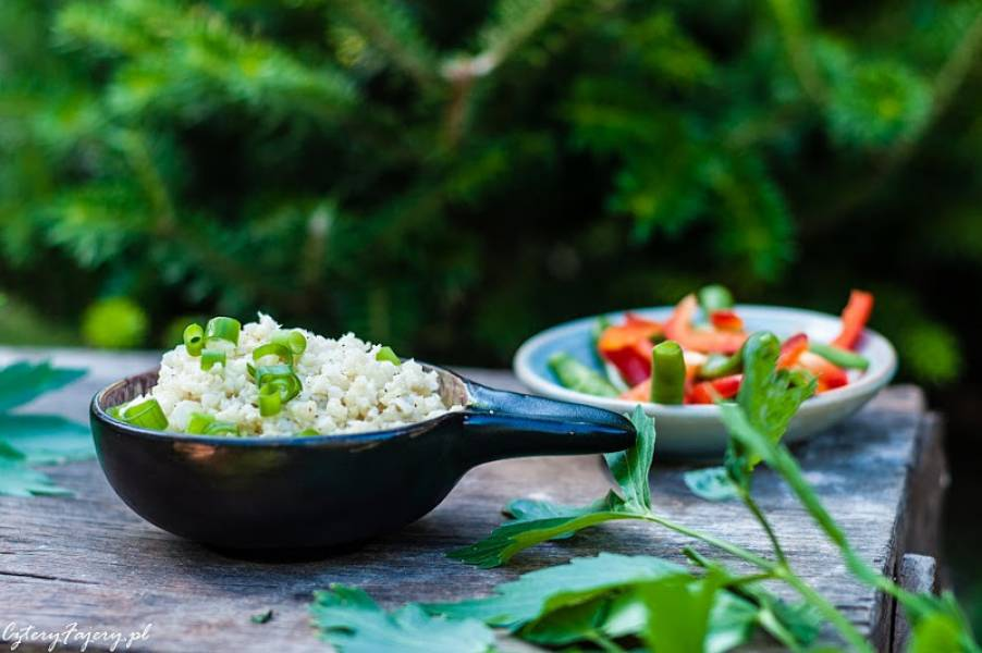 Ryż z kalafiora