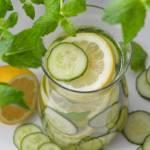 Sassy Water, czyli lemoniada ogórkowa