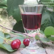 Aromatyczna wiśniówka na miodzie