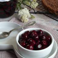 Wiśnie drylowane – kuchnia podkarpacka