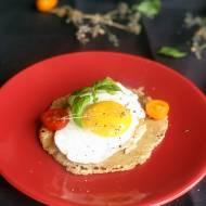Domowe podpłomyki – fit śniadanie na słono