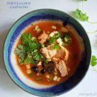 Portugalskie gazpacho