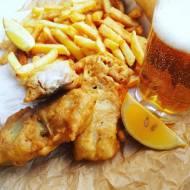 Ryba w piwnym cieście