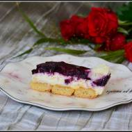 Ciasto z mascarpone i owocami