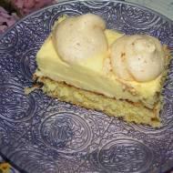"""Ciasto """"Bezowe cycuszki"""""""