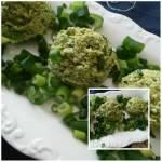 Lekka zielona pasta jajeczna