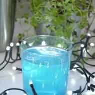 Drink Blue Heaven z lemoniadą