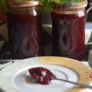 Dżem z wiśni i moreli
