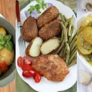 Młode ziemniaki na 5 sposobów