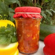 słodko-kwaśny sos do słoików