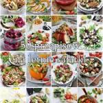 Przepisy na letnie sałatki