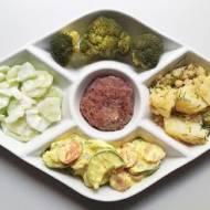 Letni obiad wegetariański VII i VIII