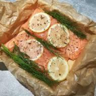 Szybki przepis na łososia z piekarnika