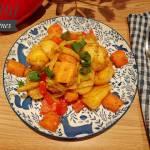 Ziemniaki w towarzystwie warzyw