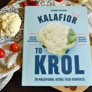 Kalafior to król - recenzja książki a także przepis na kalafiora po marokańsku.
