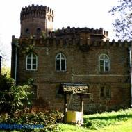Zamek/Pałac w Sobocie woj. łódzkie